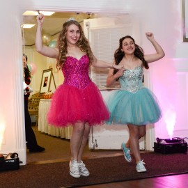 Amanda & Deanna's Sweet 16